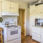 Electric range and oven